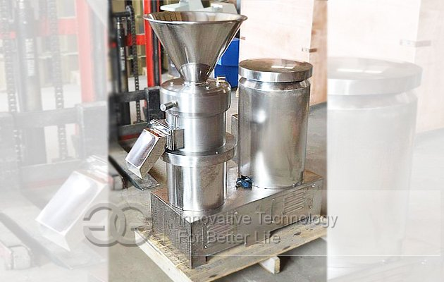 tiger nut machine
