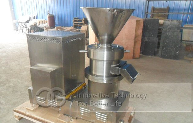 tiger nut milk making machine