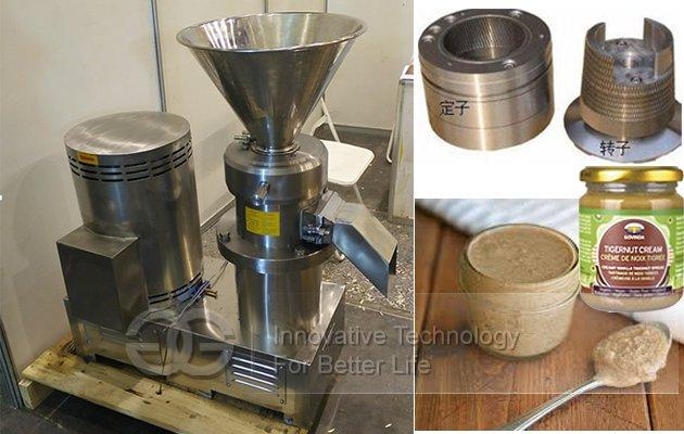 tiger nut making machine