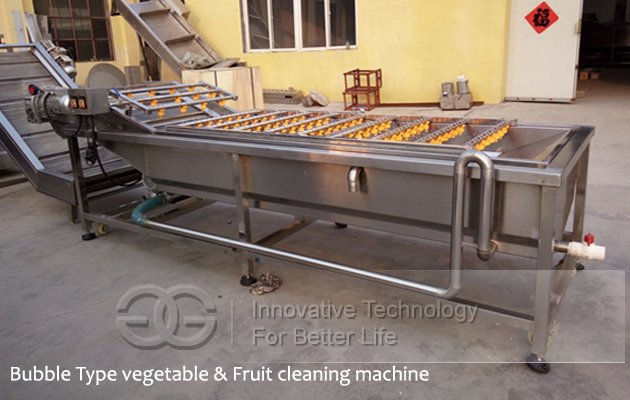onion rings processing machine