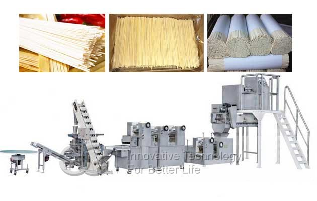 dry noodle production line