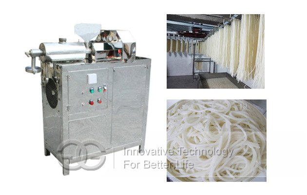 rice vermicelli noodle machine