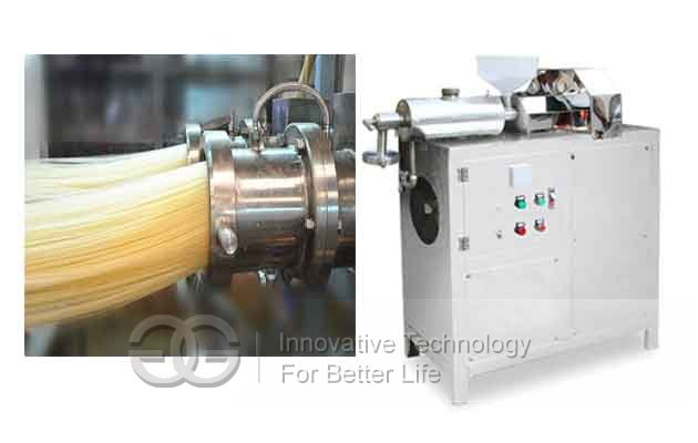 cold rice noodle machine