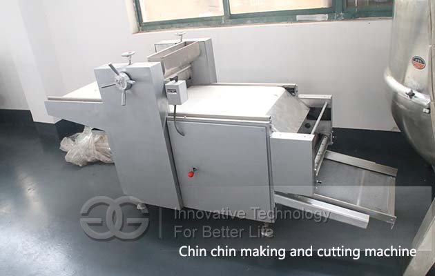 electric chin chin cutter machine