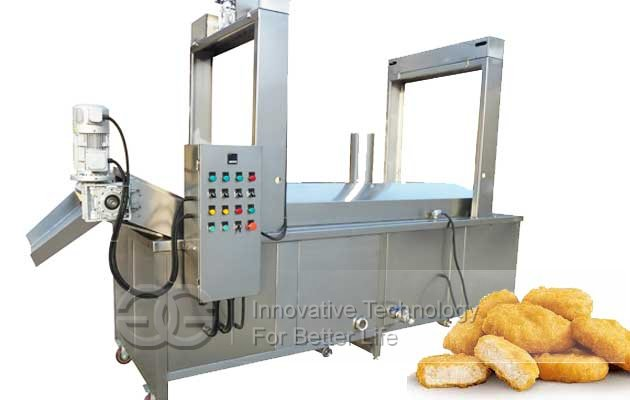 industrial chips fryer machine price
