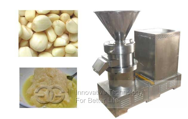 garlic paste grinder machine