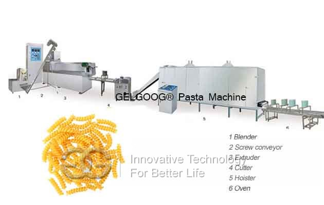 pasta making machine for comercial use