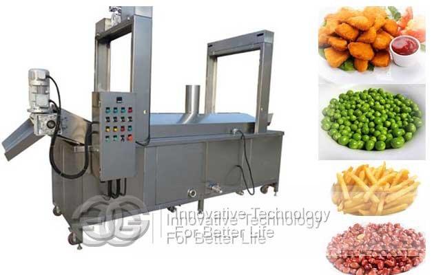 fries fryer machine