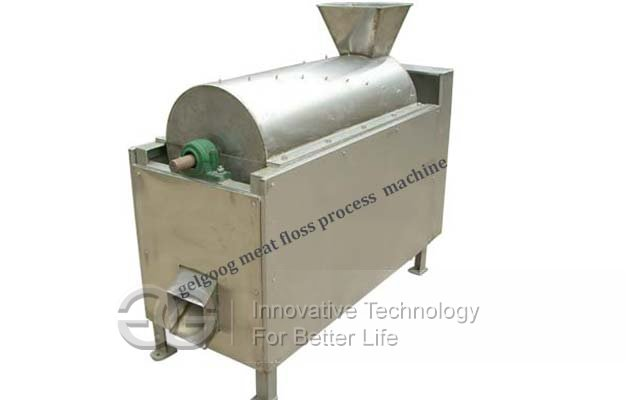 meat floss process machine