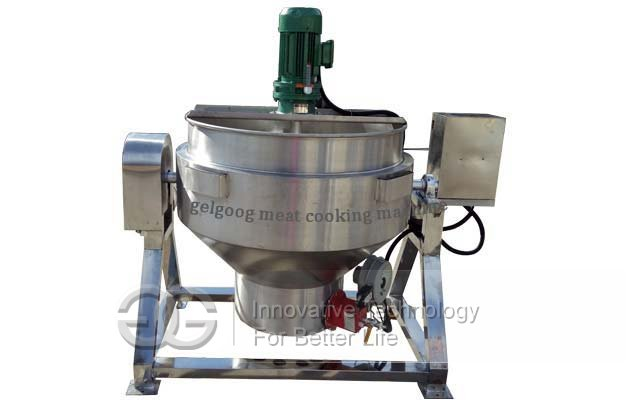meat cooking machine