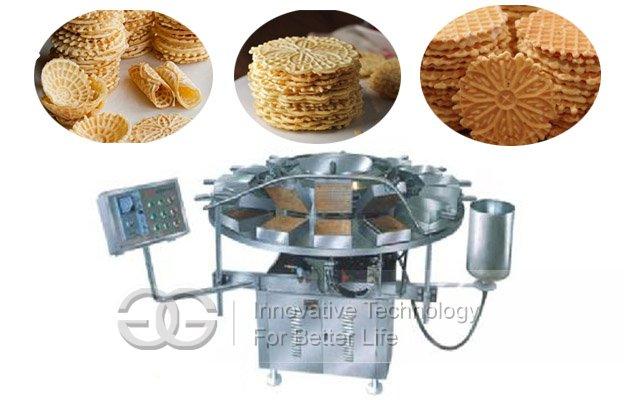 waffle cookie machine