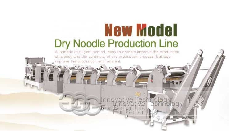 noodles production line