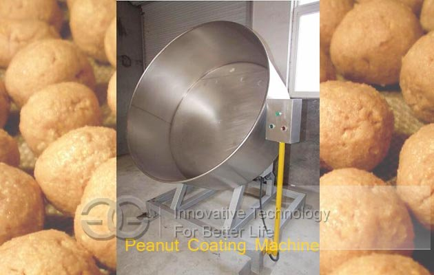 Flour-coated Peanut Machine