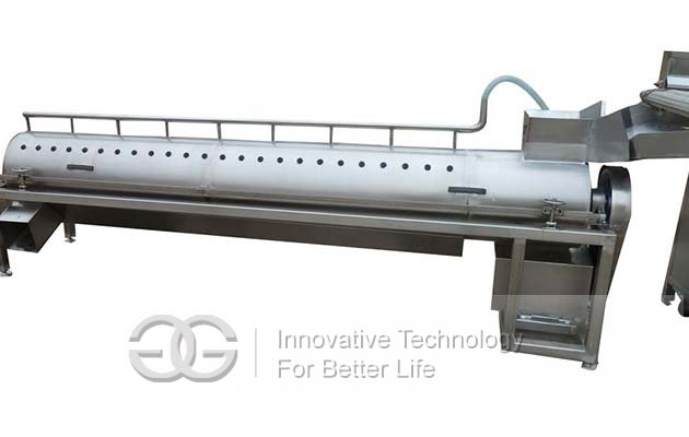 chicken paw peeler and blanching equipments