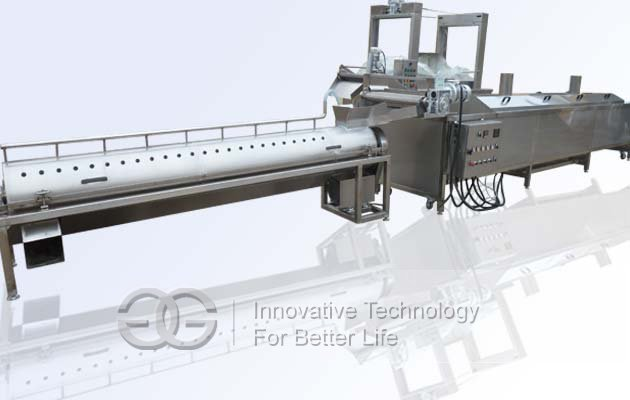 Chicken Feet Peeling and Blanching Machine