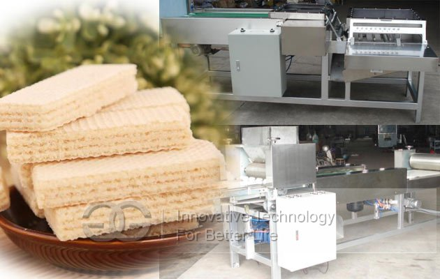 automatic wafer line