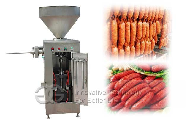 Penumatic Quantitative Sausage Filling Machine