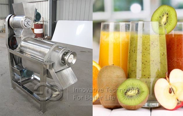 crushing juicing machine