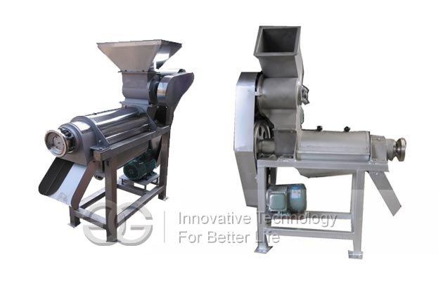 fruit crushing juicing machine