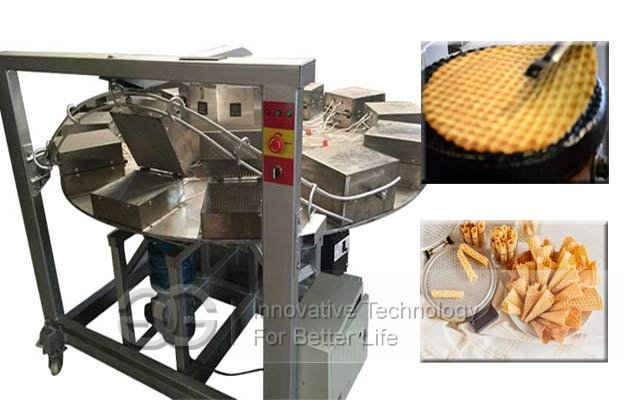 biscuit cones machine