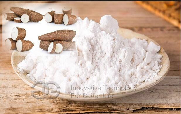cassava starch factory