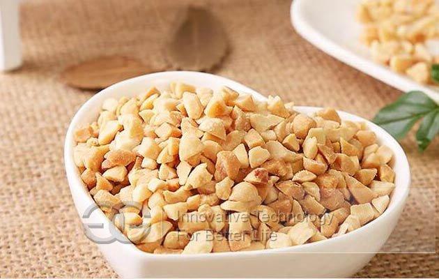 nut kernel crushing machine