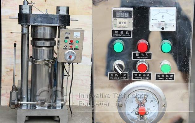 sesame oil press machine