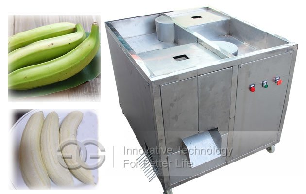 peeler machine for banana