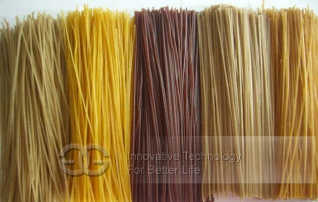 starch noodles machine