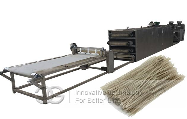 corn starch noodles manufacturing machine