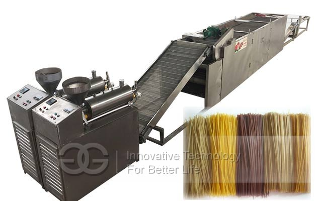 starch noodle equipment