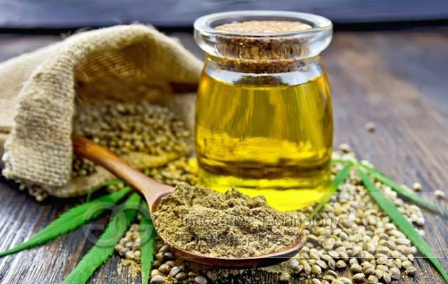 hemp seed oil making machine