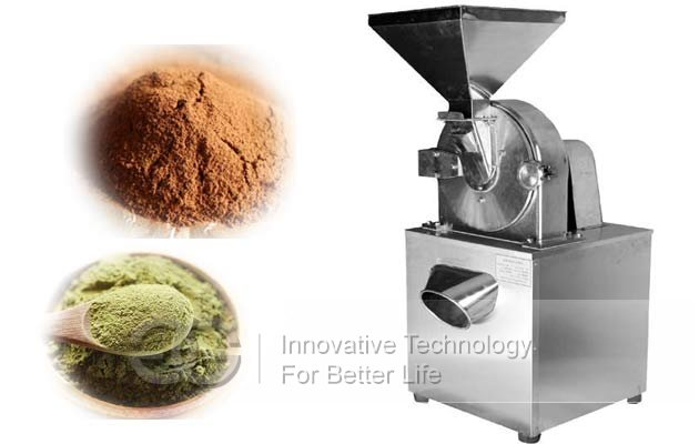 commercial powder making machine