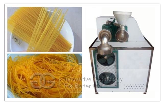 corn noodles making machine