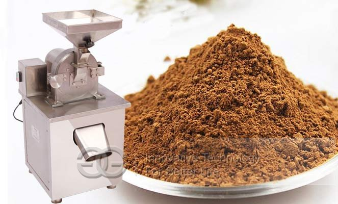 cocoa powder grinding machine