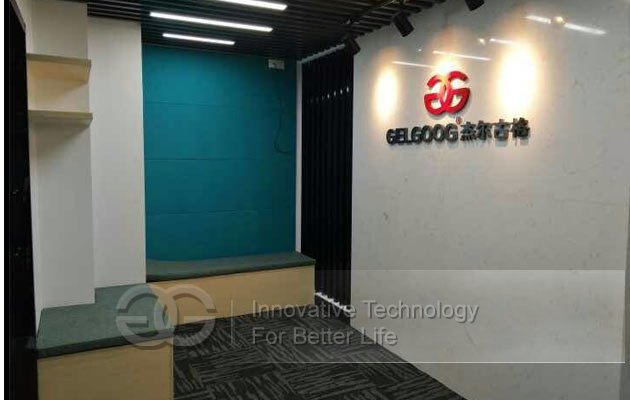 gelgoog office in Guangzhou