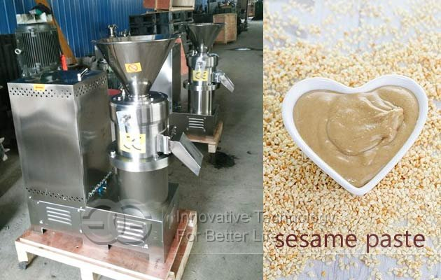sesame paste grinding machine