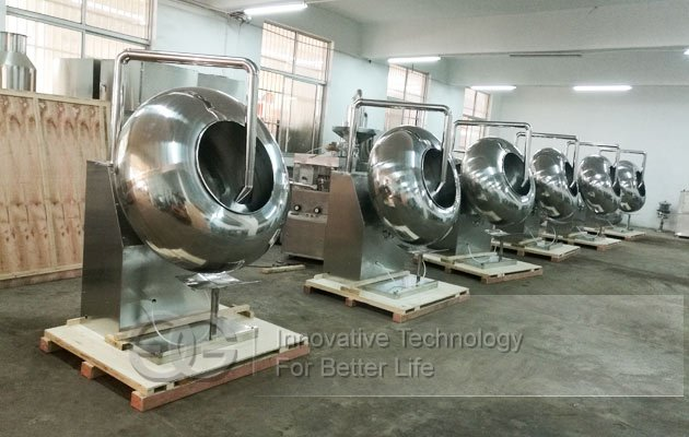 tablet coating machine price
