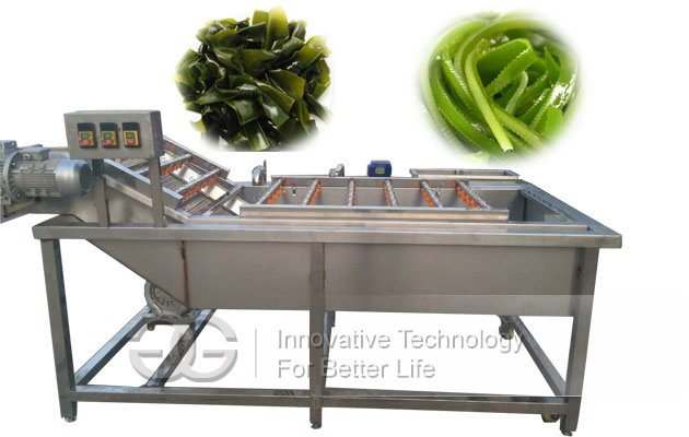 seaweed cleaning machine