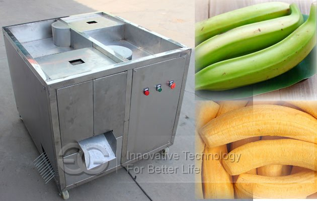 plantain peeler machine