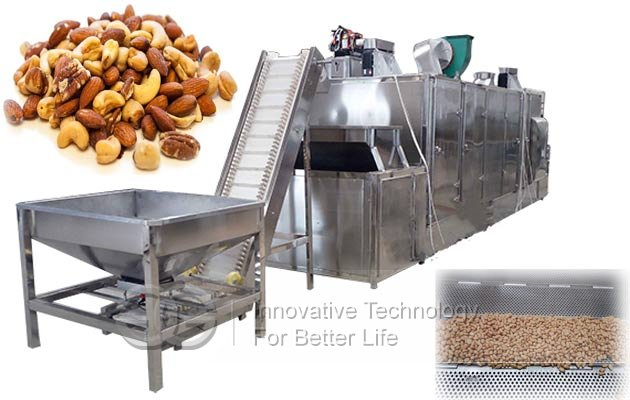 cacao roaster machinery
