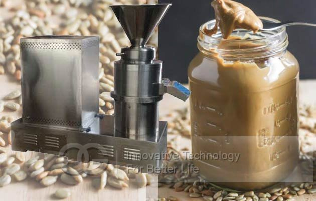 sunflower seeds butter making machine