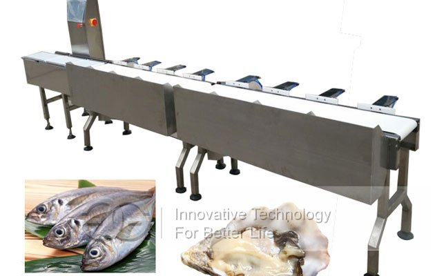 automatic fish sorting machine