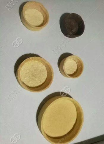 Automatic Egg Tart Shell Making Machine Introduction