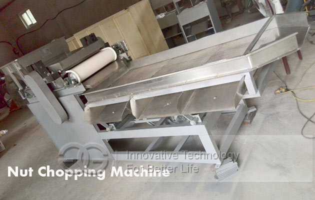 nut kernel cutting machine