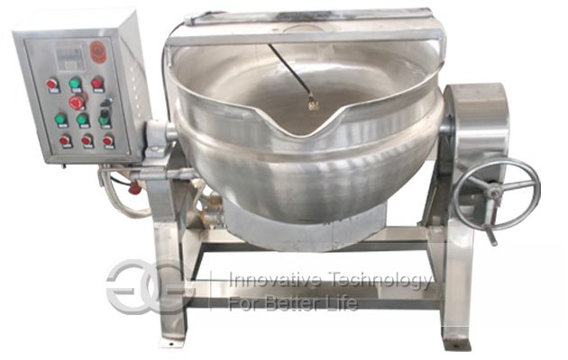 Jacketed Brew Kettle