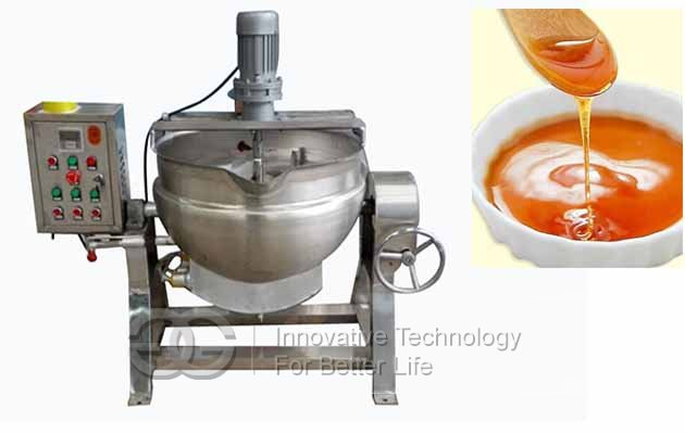 melting syrup making machine