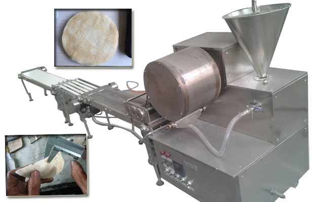 spring roll sheeter machine