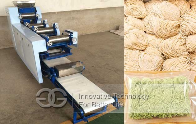 fresh noodles making machine