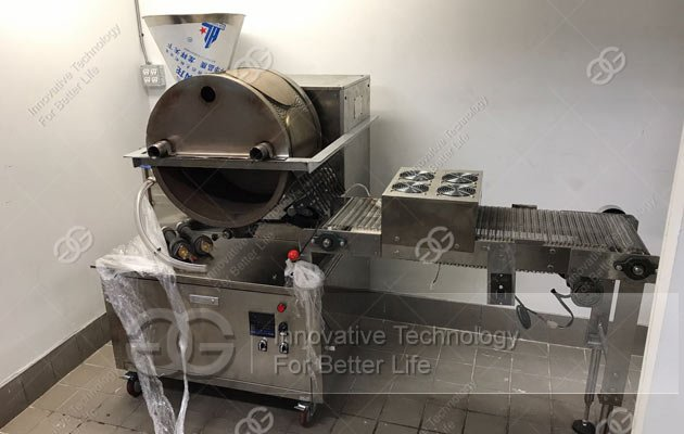 lumpia wrapper machine